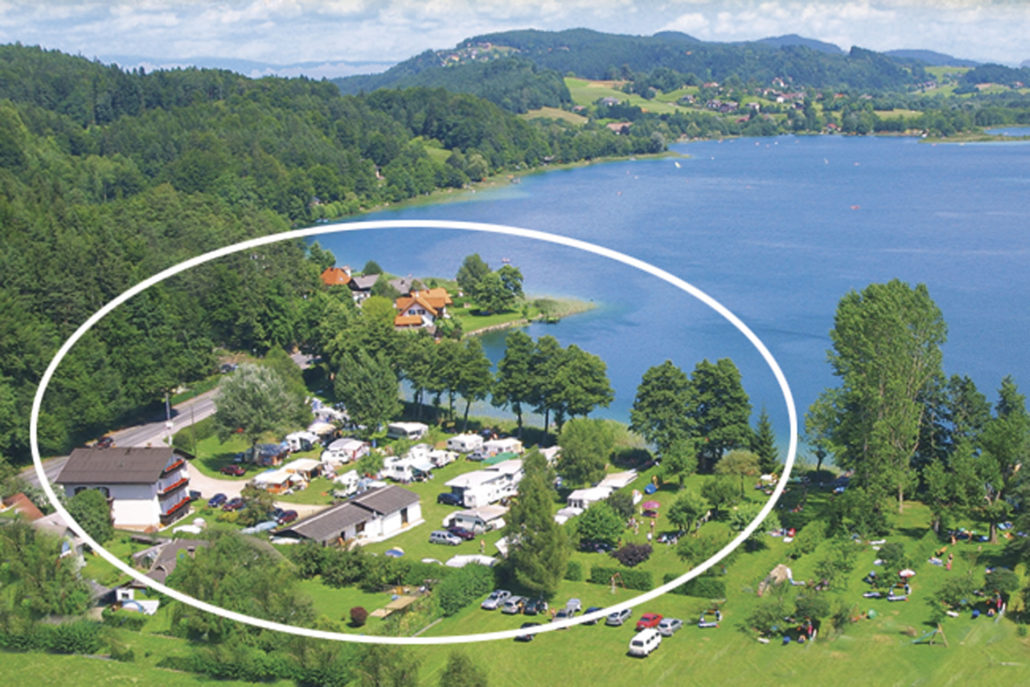 Familienparadies Reichenhauser am Keutschacher See in